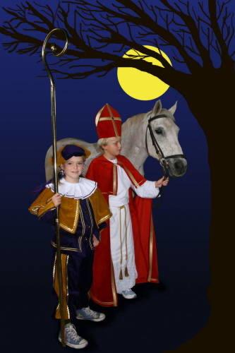 Abacadabra - 73 (Sint en Piet)