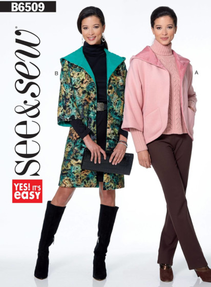 Butterick See & Sew - 6509