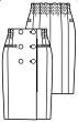 Knipmode 1119-20 Rok