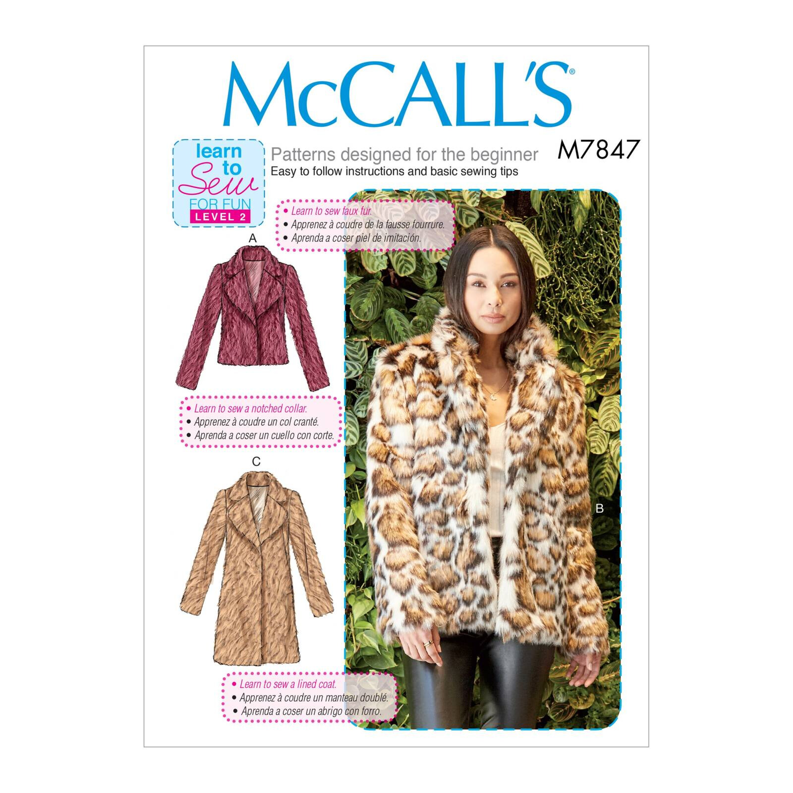 McCall's 7847