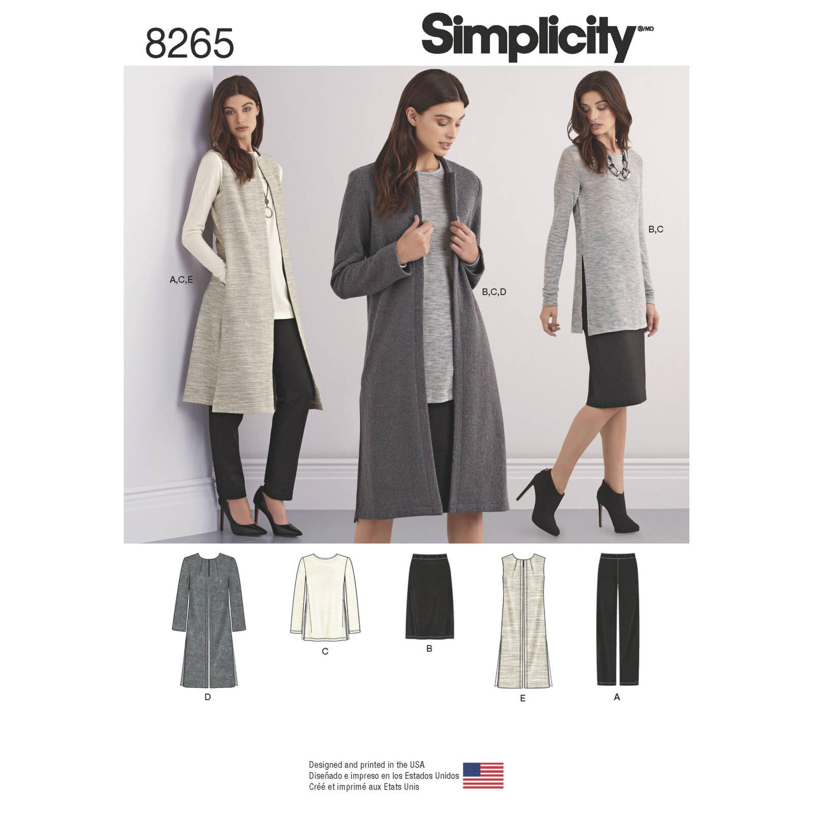 Simplicity - 8265
