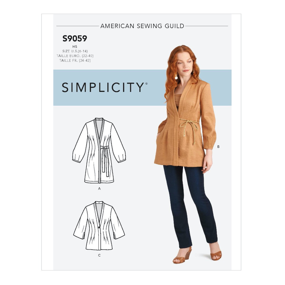 Simplicity - 9059