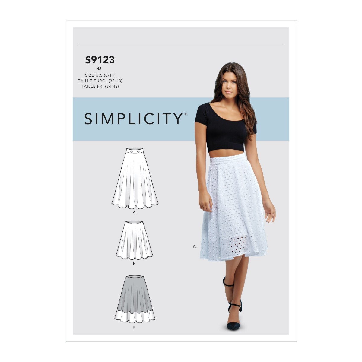 Simplicity - 9123