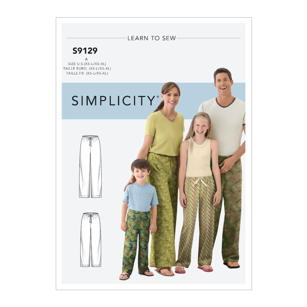 Simplicity - 9129