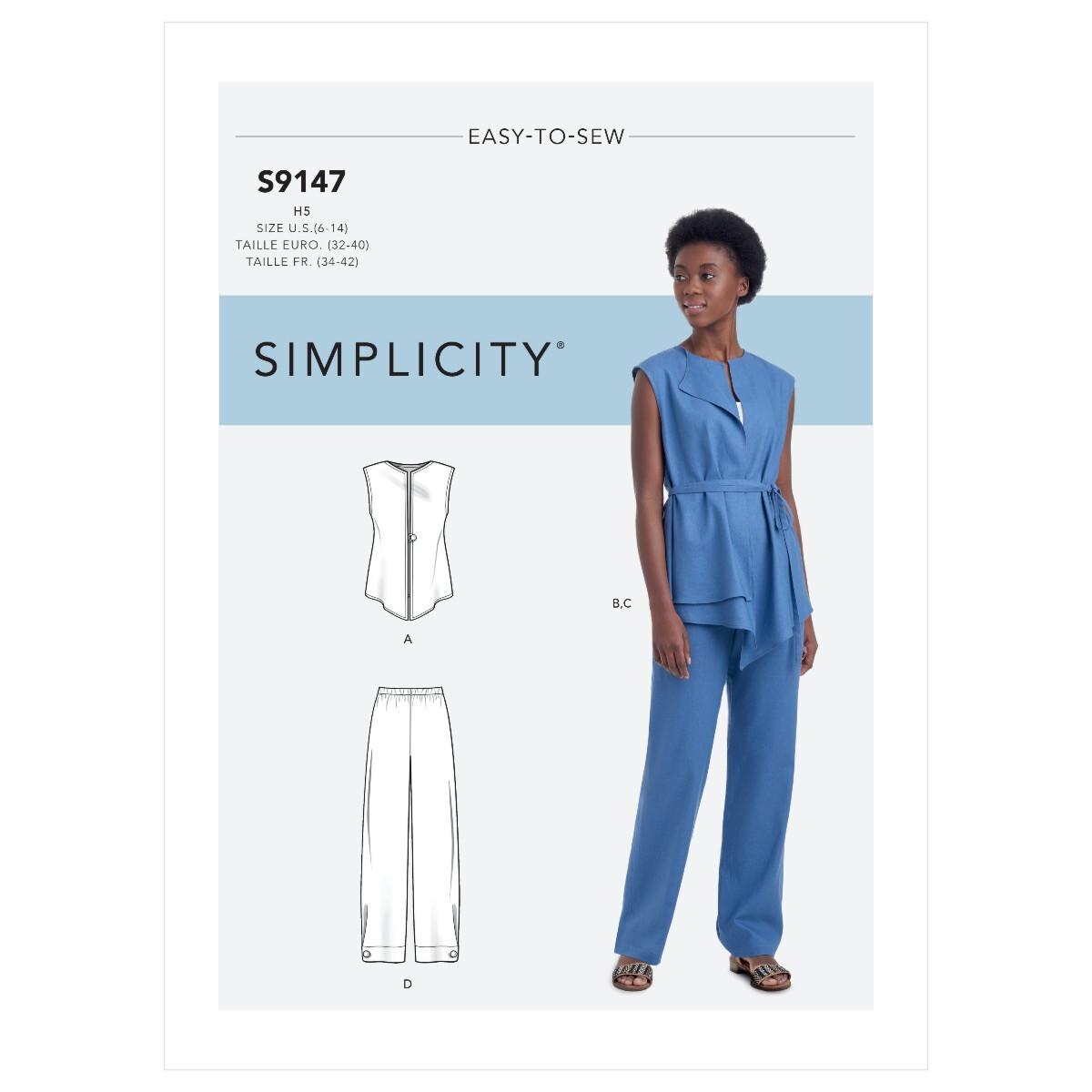 Simplicity - 9147