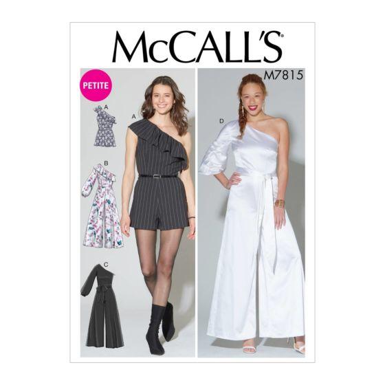 McCall's 7815