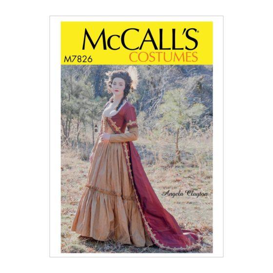 McCall's 7826