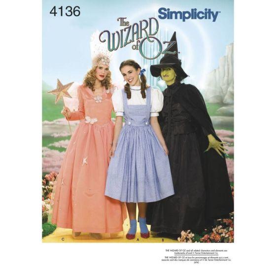 Simpliciry 4136
