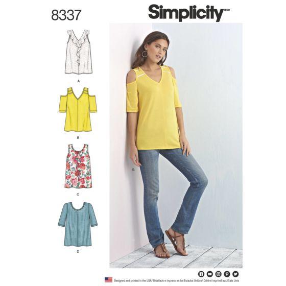 Simplicity 8337