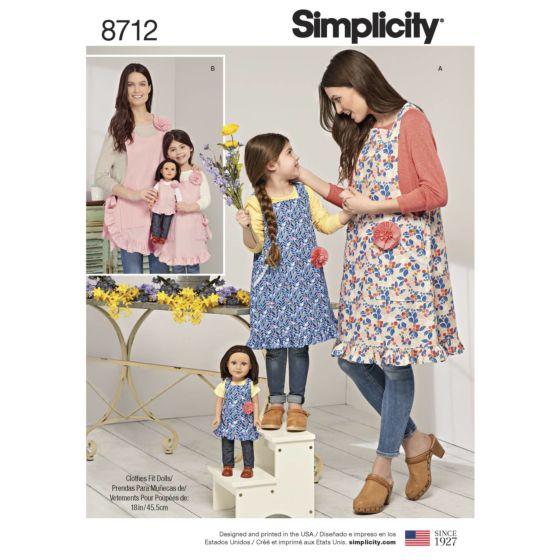Simplicity 8712