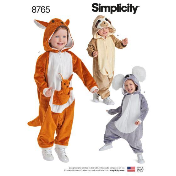 Simplicity 8765