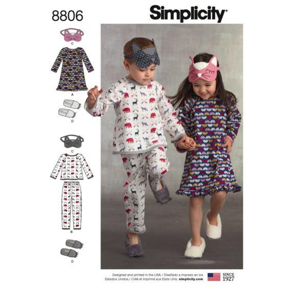 Simplicity - 8806