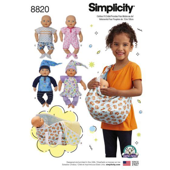 Simplicity - 8820