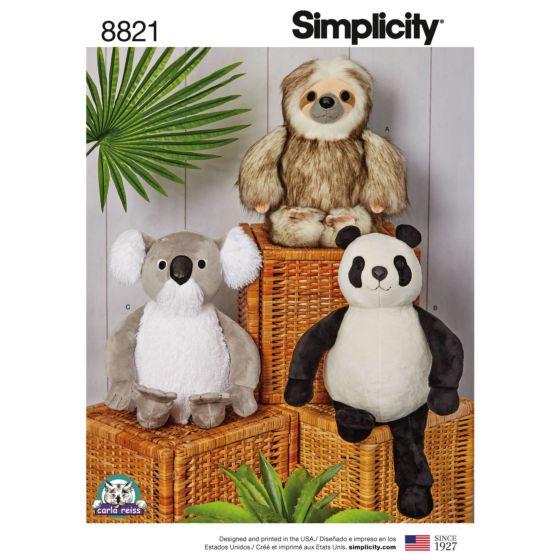 Simplicity - 8821