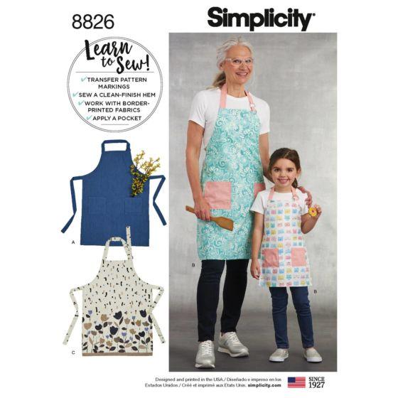 Simplicity - 8826