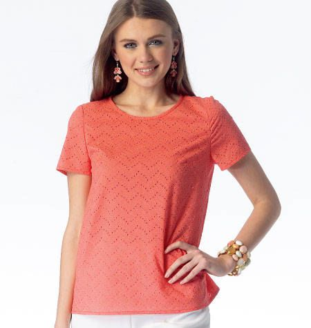 McCall's 6927 top