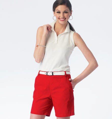 McCall's 6930 shorts en broek