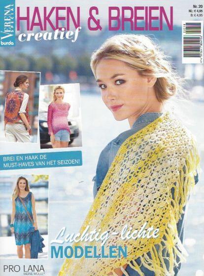 Verena special Haken & Breien 20