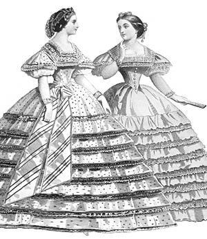 TV453 1861 Raphael Evening Dress