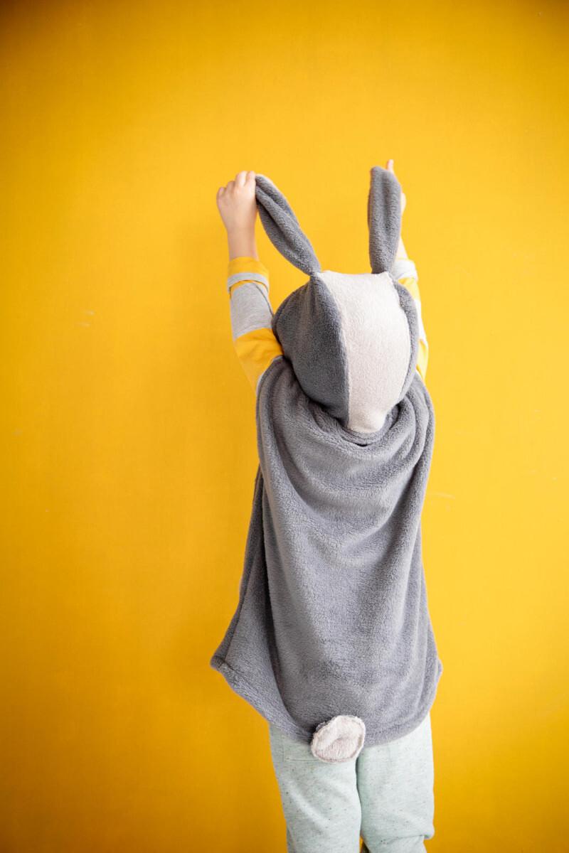 Knippie 0219 - 33 konijnentop