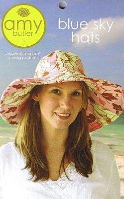 Amy Butler - Blue Sky Hats