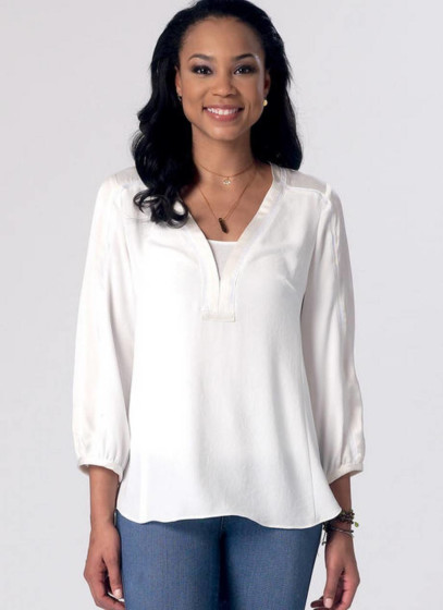 McCall's - 7357 Shirt