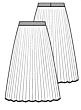 Knipmode 1019 - 14 Rok