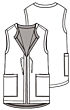 Knippie 0519 - 24 Bodywarmer
