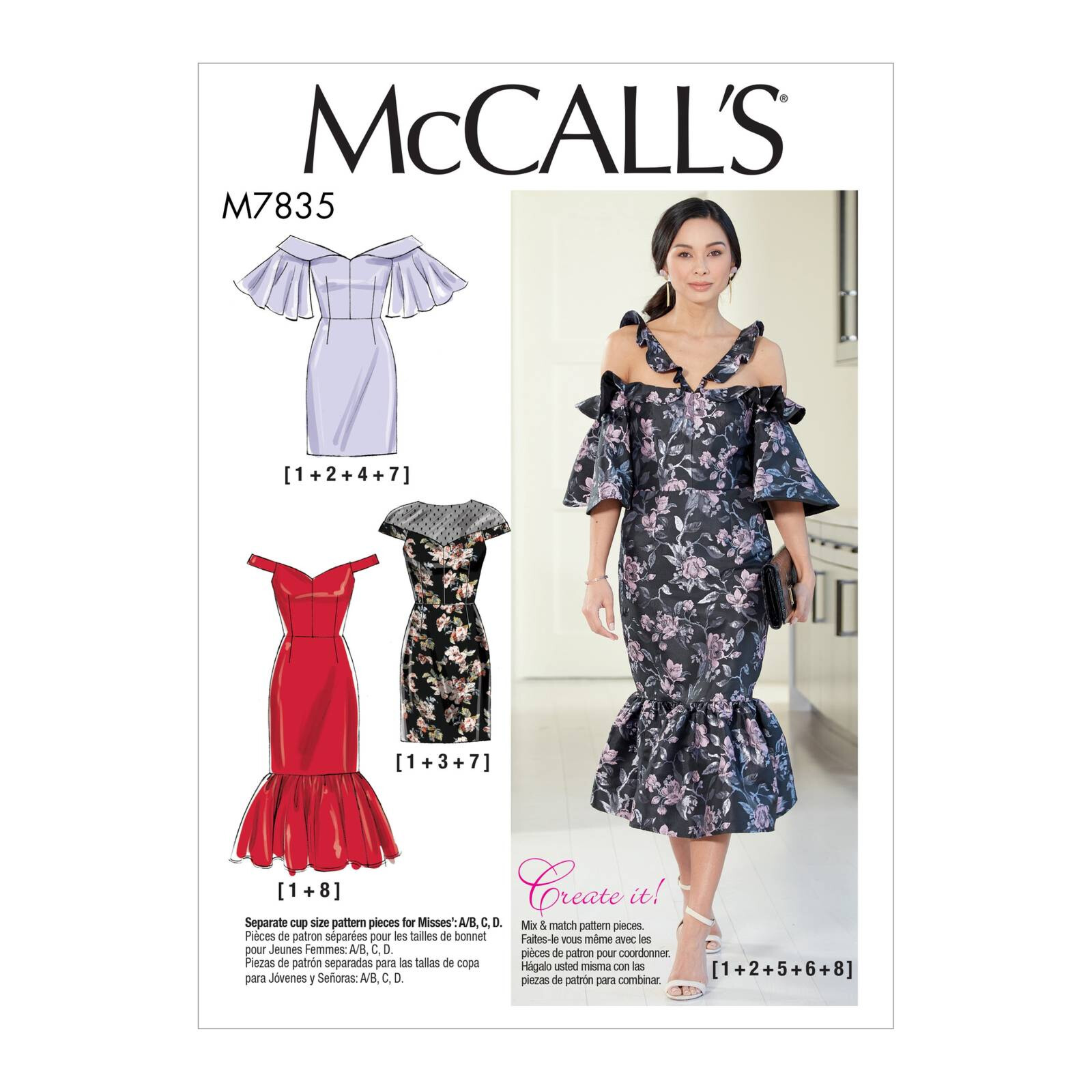 McCall's 7835