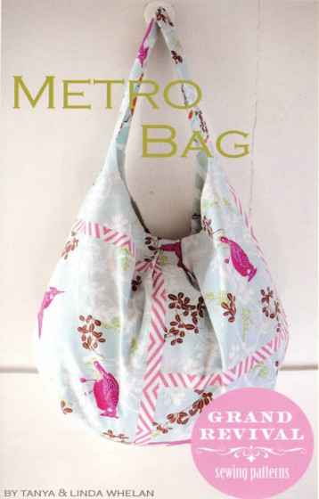 Grand Revival - Metro Bag