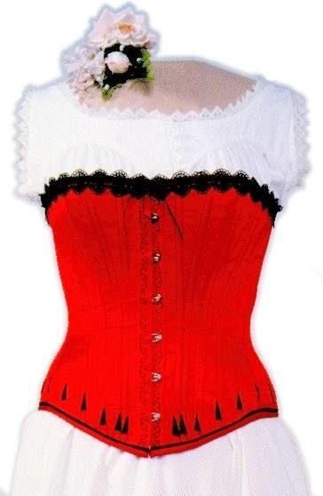 Bijoux 1 Ladies Victorian Corset