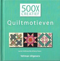 500x creatief - quiltmotieven haken ISBN 9789048308569