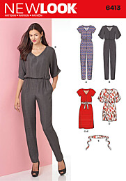New Look - 6413 Jurk, jumpsuit