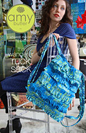 Amy Butler Wanderer Ruck Sack