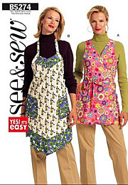 Butterick See & Sew - B5274