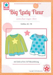 Farbenmix - Big Lady Fleur