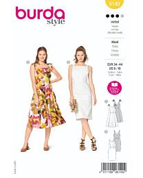 Burda - 6140 jurk