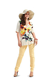 Burda 7098 zomershirts