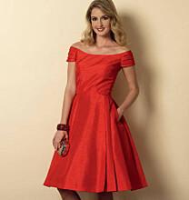 Butterick - 6129 jurk
