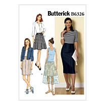Butterick - B6326 Rok