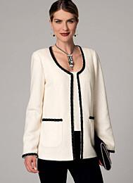 Butterick - B6382 Dames vest