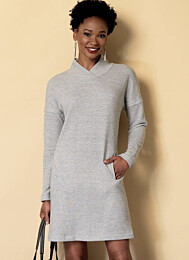 Butterick - B6388 Top, jurk, vest, broek