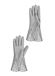 Butterick - B6398 Dames handschoenen