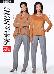 Butterick See & Sew - 6507