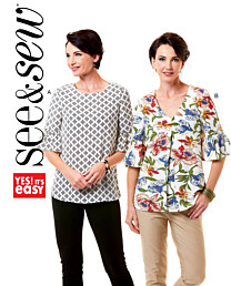 Butterick See & Sew 6545