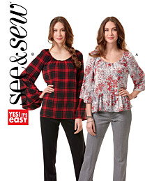 Butterick See & Sew 6575