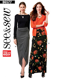 Butterick See & Sew 6577