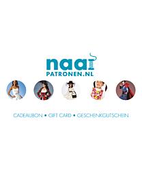 Schnittmuster-online Geschenkgutschein