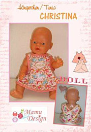 Mamu Design - Christina doll PDF