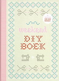 Weekend DIY boek ISBN 9789079961917, DIY, knutselen, naaien, haken, breien